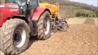 Mzuri Pro- Til Spring drilling in Kent