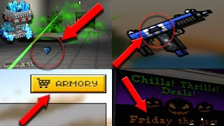 getlinkyoutube.com-PIXEL GUN 3D - 10 Amazing Things You Didn't Know About 10.6.1 [FREE GEMS]