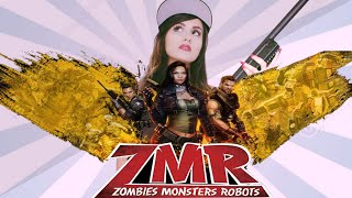 getlinkyoutube.com-Owning Zombies, Monsters, And Robots!