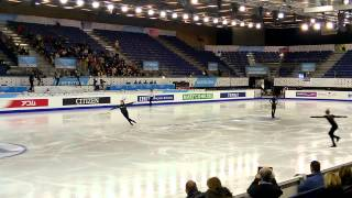 getlinkyoutube.com-20141212 Yuzuru Hanyu GPF Practice SP Run Through