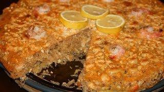 getlinkyoutube.com-Pastilla aux Fruits de Mer (Recette Marocaine) - Moroccan Fish Pastilla - بسطيلة بالحوت سهلة