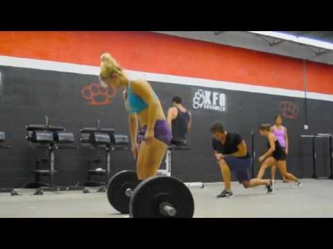 Olympic Lifts - AllisonNYC