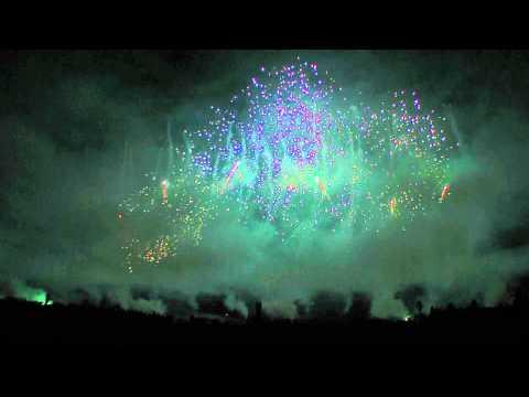 22. Feuerwerkswettbewerb Hannover 2012 - England - Jubilee Fireworks Ltd Teil 1
