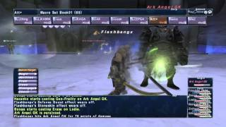 getlinkyoutube.com-FFXI - Ark Angel GK - Difficult - BLU
