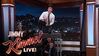 getlinkyoutube.com-J.J. Watt Jumps Over Jimmy Kimmel & Guillermo