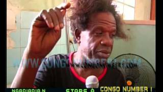 getlinkyoutube.com-Exclusivité inteview le comedien Ngadiadia n'est pas mort