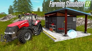 getlinkyoutube.com-Farming Simulator 17 - Vehicle Workshop: Case IH Magnum CVX Customization (With Commentary!)