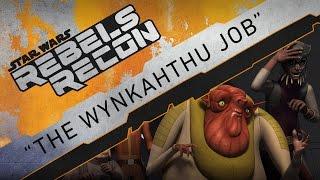 "getlinkyoutube.com-Rebels Recon #3.08: Inside ""The Wynkahthu Job"" | Star Wars Rebels"