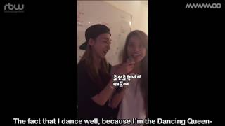 [ENG SUB] 150904 MOO PARTY Behind the Scenes with MOOMOOS width=