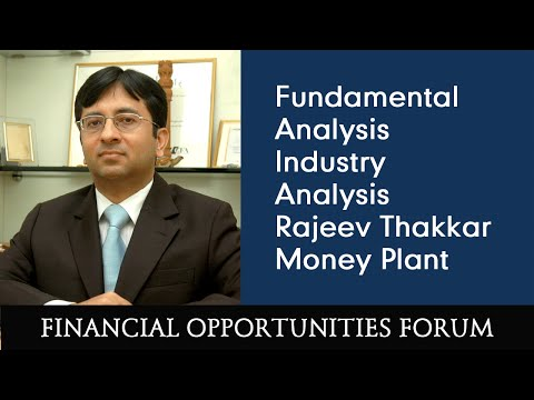 Fundamental Analysis   Industry Analysis   Rajeev Thakkar   Money Plant