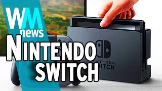 getlinkyoutube.com-Nintendo Switch! 3 Facts About Nintendo's New Console!