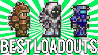 Terraria: BEST Armor, Weapons, and Accessories! (Magic,  Melee, & Ranged) [demize]