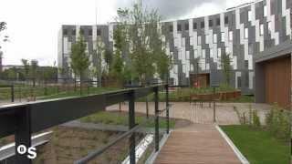 getlinkyoutube.com-Edificio Corporativo de BANCO SABADELL (CBS) - Sant Cugat del Vallès