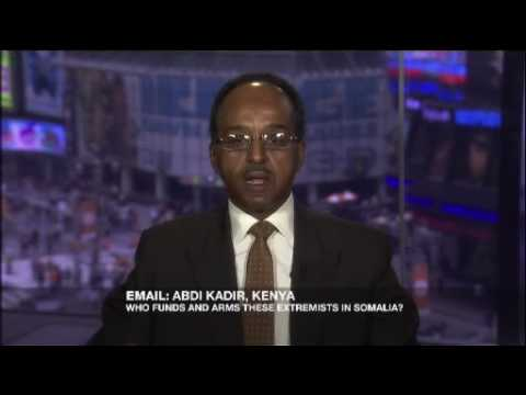 Riz Khan - Somalia: from bad to worse - 10 June 09 - Part 2