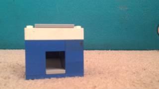 getlinkyoutube.com-How to make a mini lego candy machine
