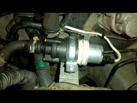 Промывка печки и установка дополнительного насоса через геркон в систему охлаждения.