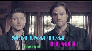 getlinkyoutube.com-Supernatural Humor Season 10 || IMPALA 67 [PART 1]