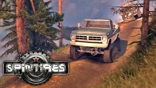 SpinTires MP - Geocaching Map Mod with Buggs and Alex Pt 1