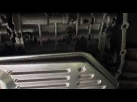 Замена масла в АКПП на BMW E39