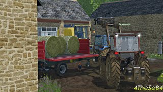 getlinkyoutube.com-Farming Simulator 15 - GAEC BARBET A&C - Fenaisons (2/2)