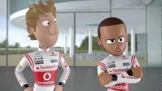 McLaren Tooned Season 1 Episode 1-12