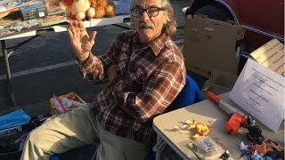 Pat's Flea Market Selling Adventure - #CUPodcast