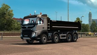 getlinkyoutube.com-[ETS2 v1.21] Volvo FMX Meiller Kipper