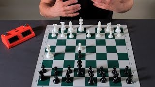 getlinkyoutube.com-How to Achieve Checkmate in 3 Moves | Chess