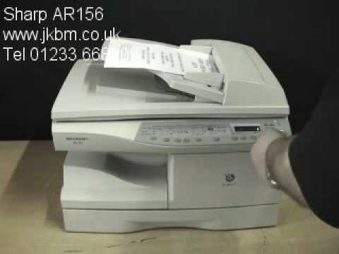 sharp ar 5516 xerox machine driver free download
