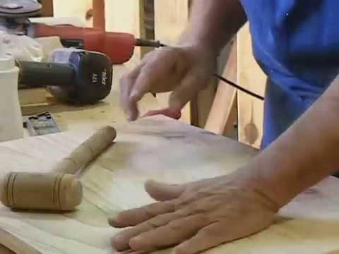 - MARCENARIA XXXIV - Reutilizando madeira de cosntrução.mkv