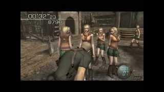 getlinkyoutube.com-Resident Evil 4 Mod - Ashley Graham por Ganados