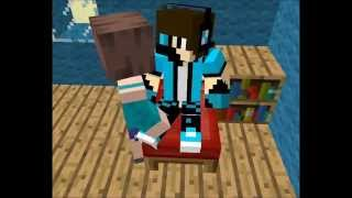 getlinkyoutube.com-Minecraft animation - Ender love story 2