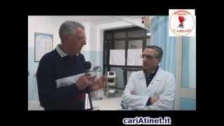 NICOLA COSENTINO CARDIOLOGO CARIATI  conferenza stampa riabilitazione cardiologica