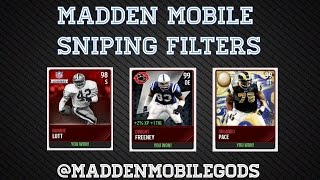 getlinkyoutube.com-Madden Mobile Sniping Filters