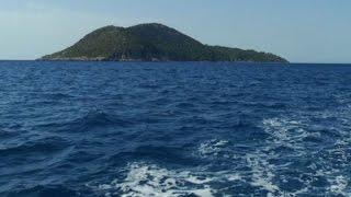 getlinkyoutube.com-سازان جزيرة من عهد ألبانيا الشيوعية تنفتح على السياحة