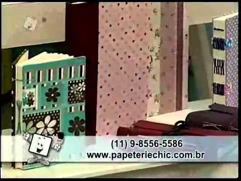 Ateliê na Tv - Tv Século 21 - 11-08-12