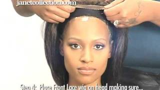 getlinkyoutube.com-Front Lace Instruction Video