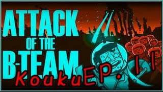 MineCraft『Attack of the B-Team』#11 鐮刀鏟子菜刀!!