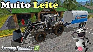 getlinkyoutube.com-Farming Simulator 17 - Vendendo 100000 Litros de Leite (MOD)