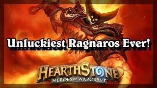 getlinkyoutube.com-Hearthstone - Unluckiest Ragnaros Ever!