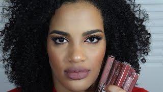 Colourpop Ultra Matte Liquid Lipstick Haul and Swatches