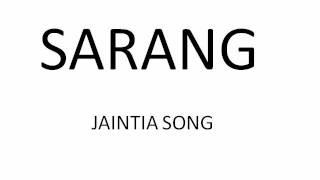 sarang-jaintia song.wmv
