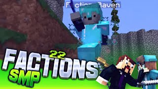 getlinkyoutube.com-Minecraft Factions SMP #22 - Me Alone VS Migos! (Private Factions Server)
