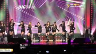 getlinkyoutube.com-111102 SNSD - Run Devil Run + Talk + Hoot Live @ KBS Joy 5th Annivesary Big Concert