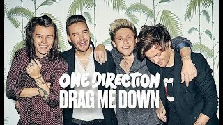 getlinkyoutube.com-One Direction Drag Me Down legendados