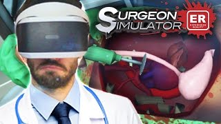 getlinkyoutube.com-Dr. Bless Will See You Now   Surgeon Simulator VR Experience Reality (PSVR)