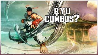 getlinkyoutube.com-SFV: Ryu Combos