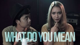 What Do You Mean - Justin Bieber | BILLbilly01 ft. Pleng Gaia Cover