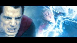 getlinkyoutube.com-Justice League vs The Avengers - Theatrical Trailer