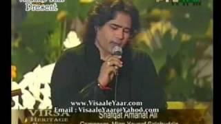 getlinkyoutube.com-KALAM E IQBAL(Ye Pegham Day Gai Hai)SHAFQAT AMANAT ALI.BY Visaal